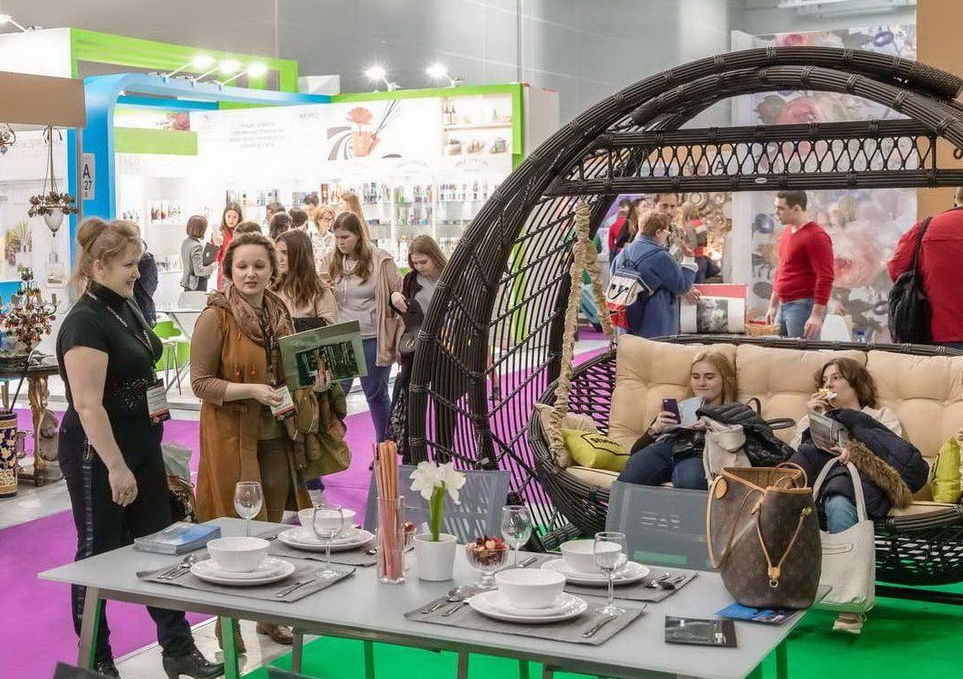 DecoRoom 2020 - международная выставка предметов интерьера и декора