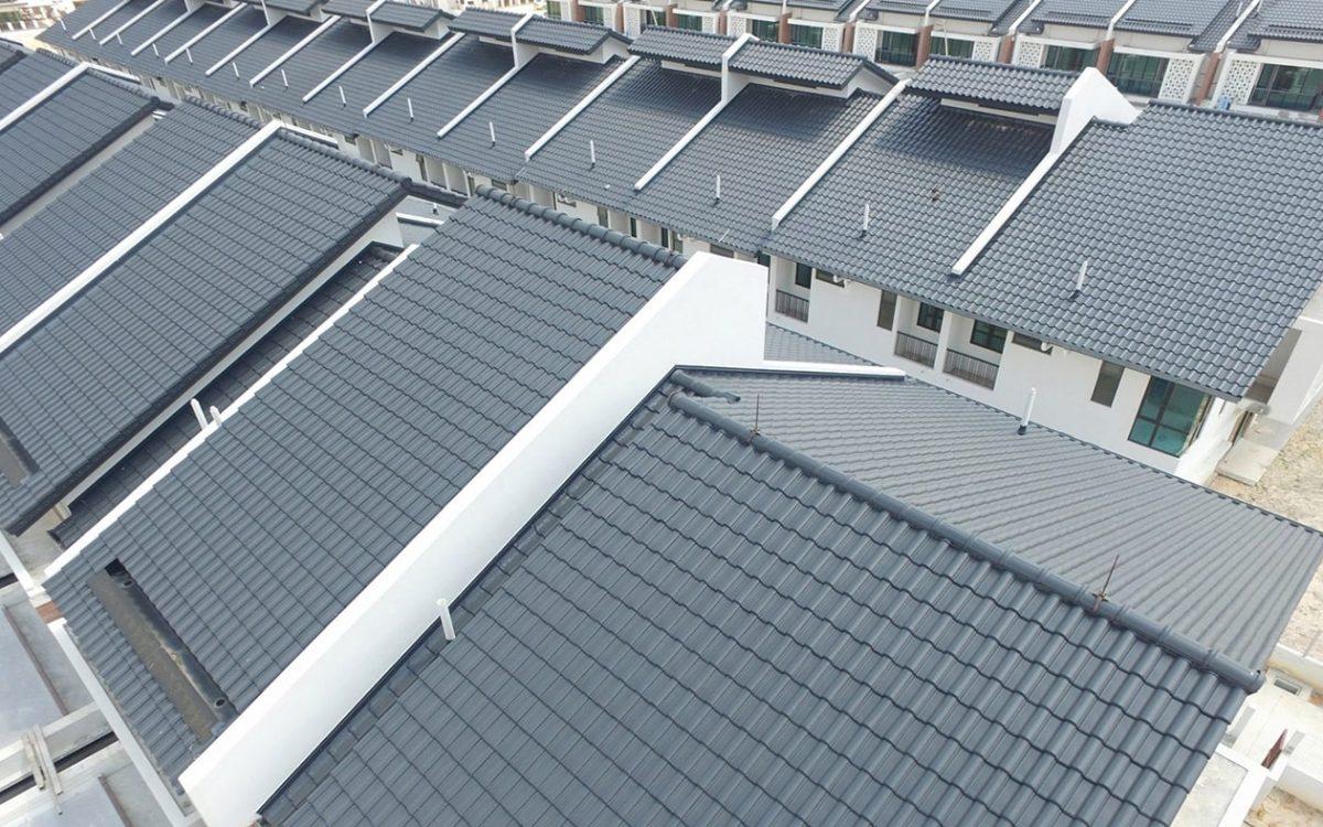 «Холодные крыши» BMI Group снижают внутреннюю температуру и приносят пользу окружающей среде