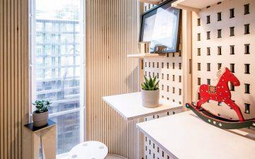 Этот модульный офис собирается проще, чем мебель ИКЕА