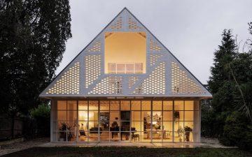 Ditton Hill House: современная интерпретация домов эпохи Тюдоров в Сурбитоне