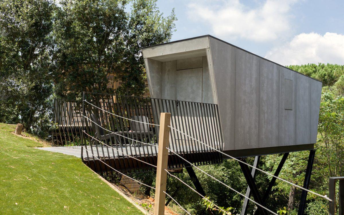 Модульные подвесные домокомплекты могут «вписаться» в любую обстановку