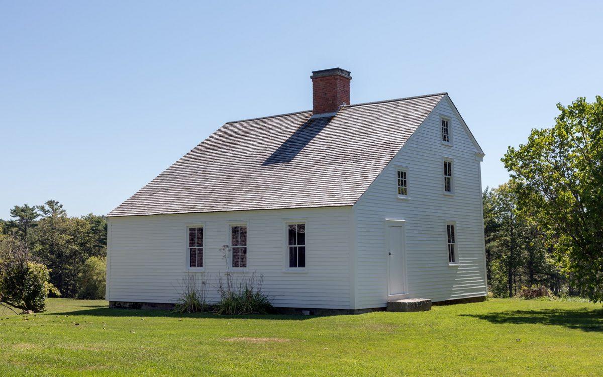 Что такое соляной дом? История классического архитектурного стиля Новой Англии