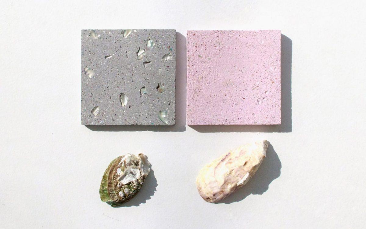 Sea Stone: новый эко-материал из ракушек