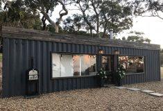 Этот автономный мини-дом построен своими руками