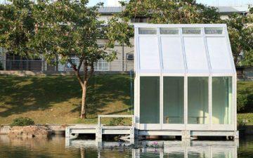 Заполненные водой окна могут обогревать и охлаждать здания