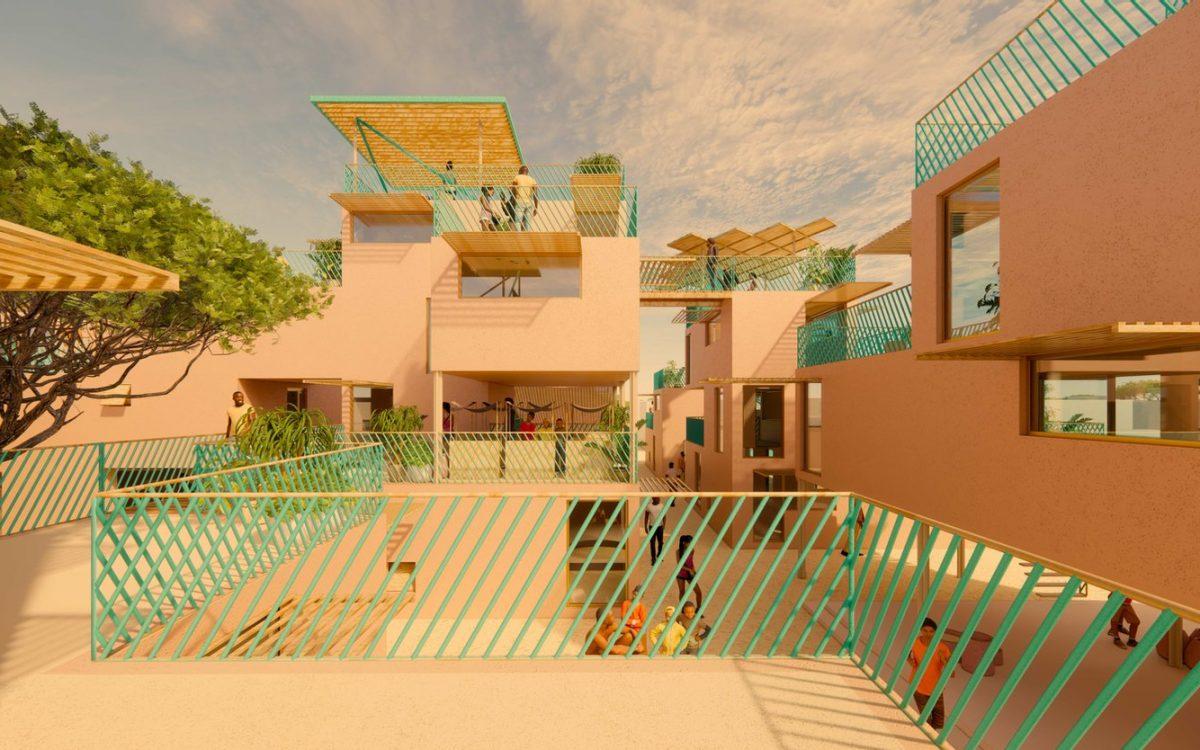 Норвежский стартап Othalo вместе с компанией JDS Architects будут строить жилье из переработанного пластика