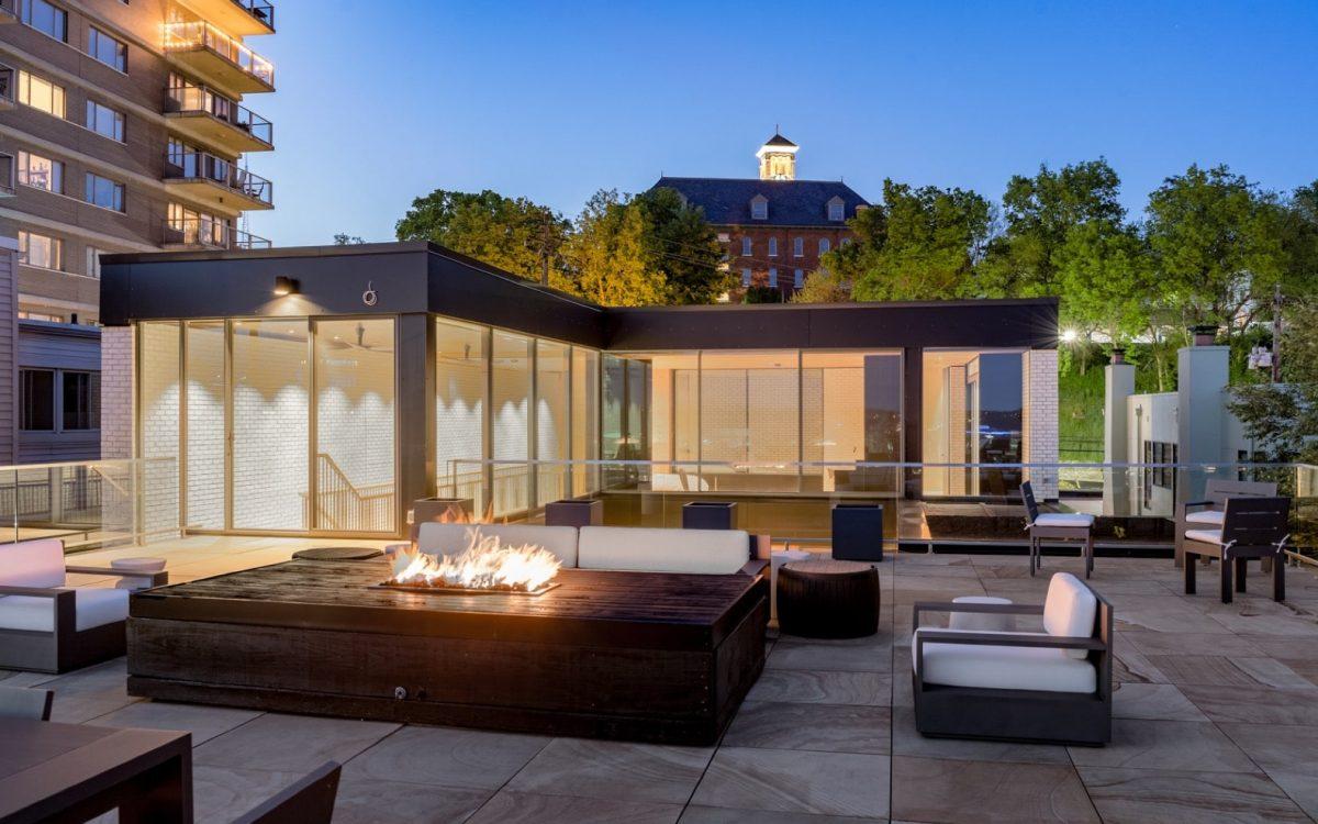 Дом в Цинциннати, соответствующий системе LEED выставлен на продажу за 3,25 миллиона долларов