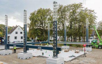 Первый жилой дом, напечатанный на 3D-принтере скоро появится в Германии