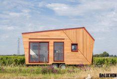 Новый французский мини-дом: компактный с виду, большой внутри