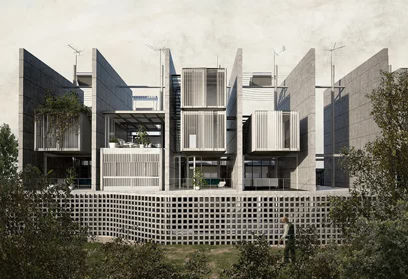 Концепция социального жилья для Кипра