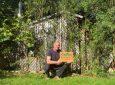Семейный уединенный уголок в гармонии с природой: победитель конкурса Shed 2020