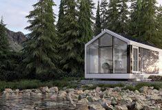 3D-печатный умный дом устойчив к землетрясениям и поставляется «под ключ»