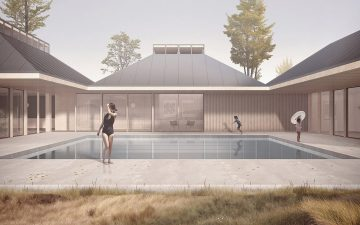 Morris + Company представила модульную систему сборных домов