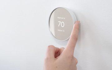 Новый термостат Nest от Google: проще и дешевле