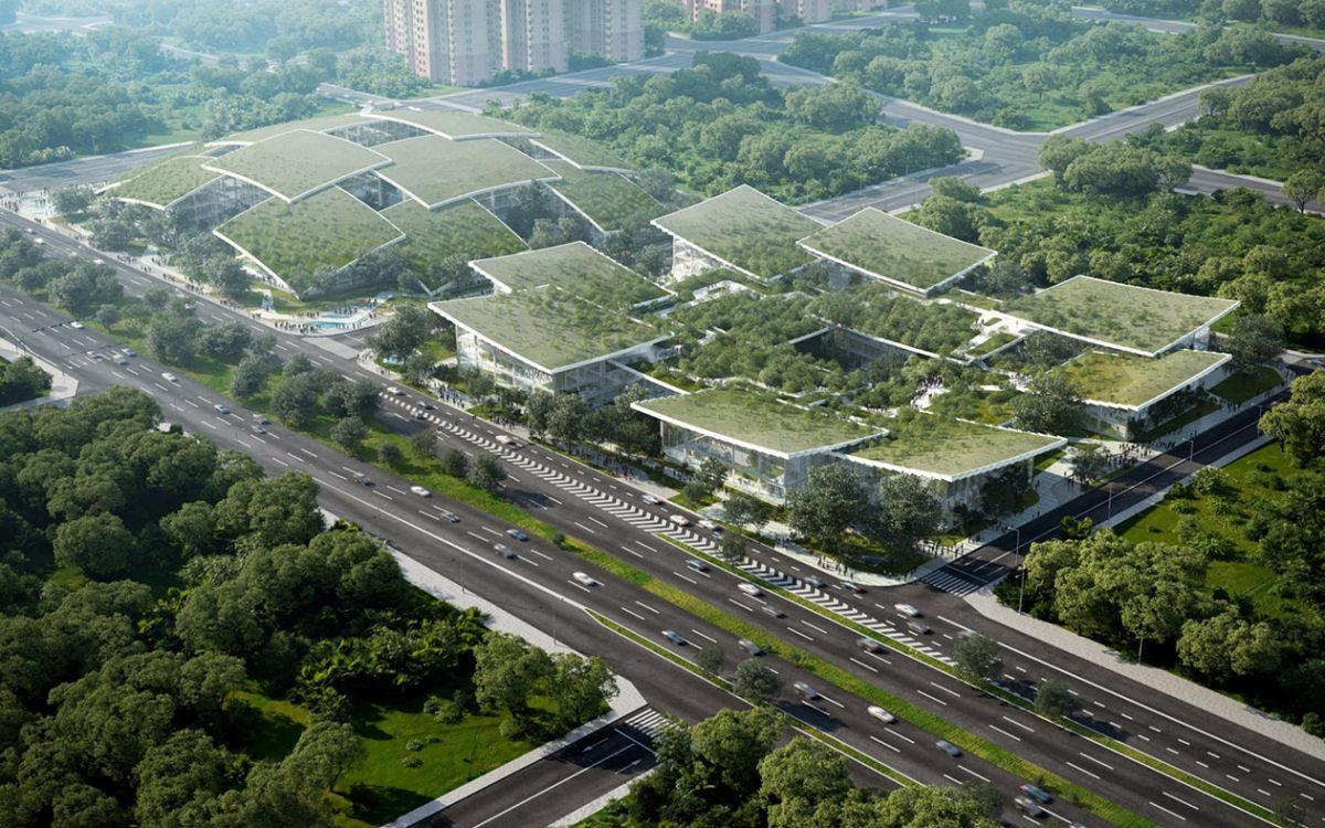 В Китае будет создан комплекс с искусственным интеллектом
