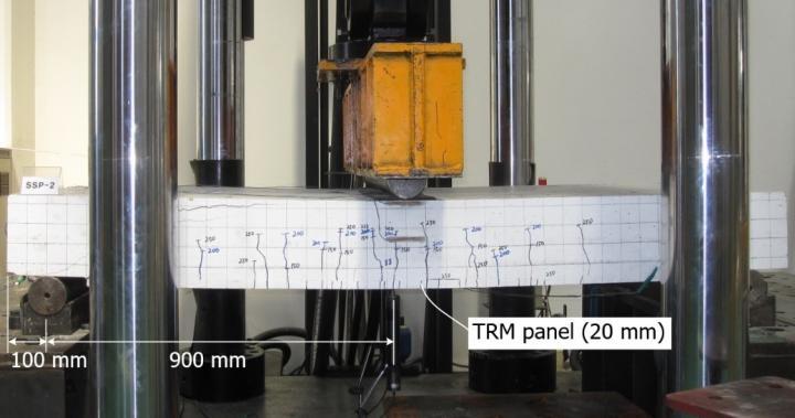 Панели из углеродного текстиля повысят прочность бетонных конструкций
