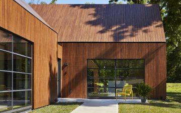 Студенты-архитекторы построили еще один дом с сертификатом LEED Platinum в Канзасе