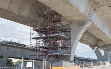 Новые опоры для мостов обеспечат высокую сейсмостойкость при невысокой стоимости