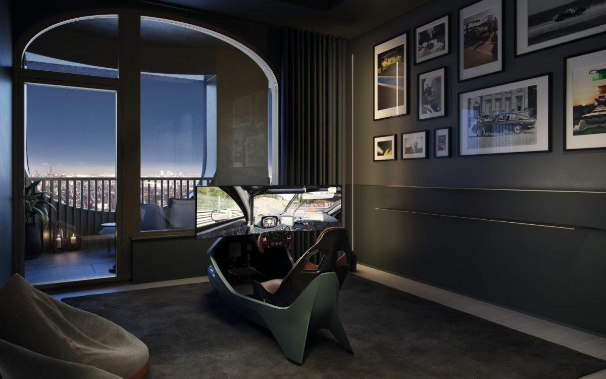 Роскошные апартаменты в Нью-Йорке – и специальная версия Aston Martin DBX в подарок