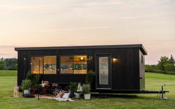 Ikea в партнерстве с Escape построили автономный мини-дом