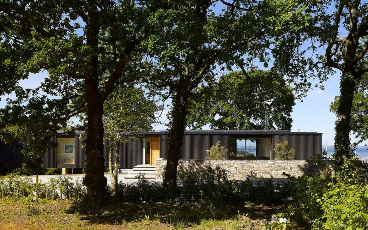 Island Rest: дом для отдыха большой семьи на английском побережье