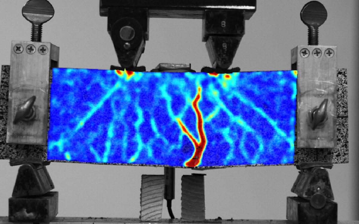 Армирование полимерной решеткой обеспечит прочность низкоуглеродистого бетона