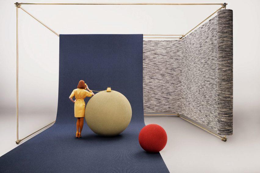 «Комната как сцена»: новые текстильные напольные покрытия от Object Carpet