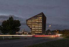 Powerhouse Telemark: еще один энергоэффективный офис в Норвегии