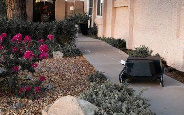 Робот, похожий на крошечный танк, поможет в уходе за вашим садом