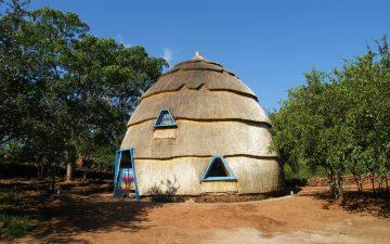 В Зимбабве построен самодостаточный детский центр по изучению пермакультуры