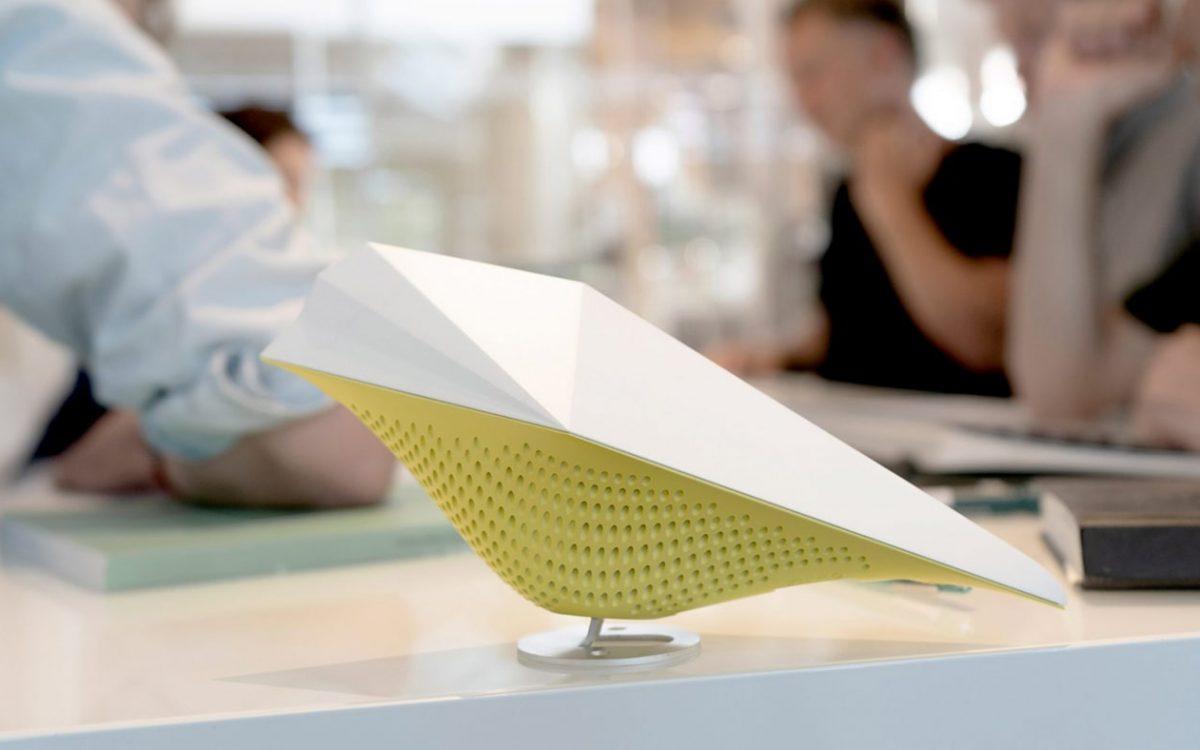 AirBird: интеллектуальный датчик загрязнения воздуха в помещении