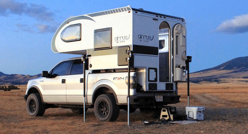 Пикап Cirrus 620: уютный микродом на базе Ford F-150