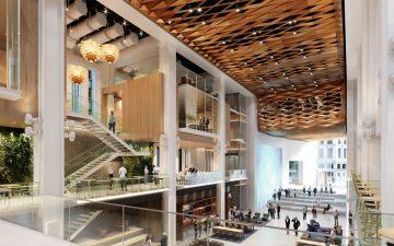 В Бостоне строится крупнейшее в мире офисное здание, сертифицированное Passive House