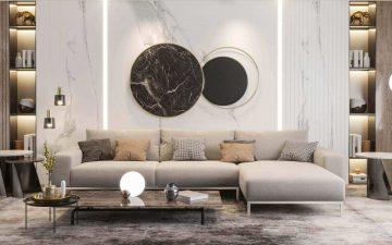 Дизайнерская мягкая мебель: «изюминка» в современном интерьере