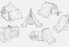 ИКЕА предложила игровые палатки для детей во время самоизоляции на карантине