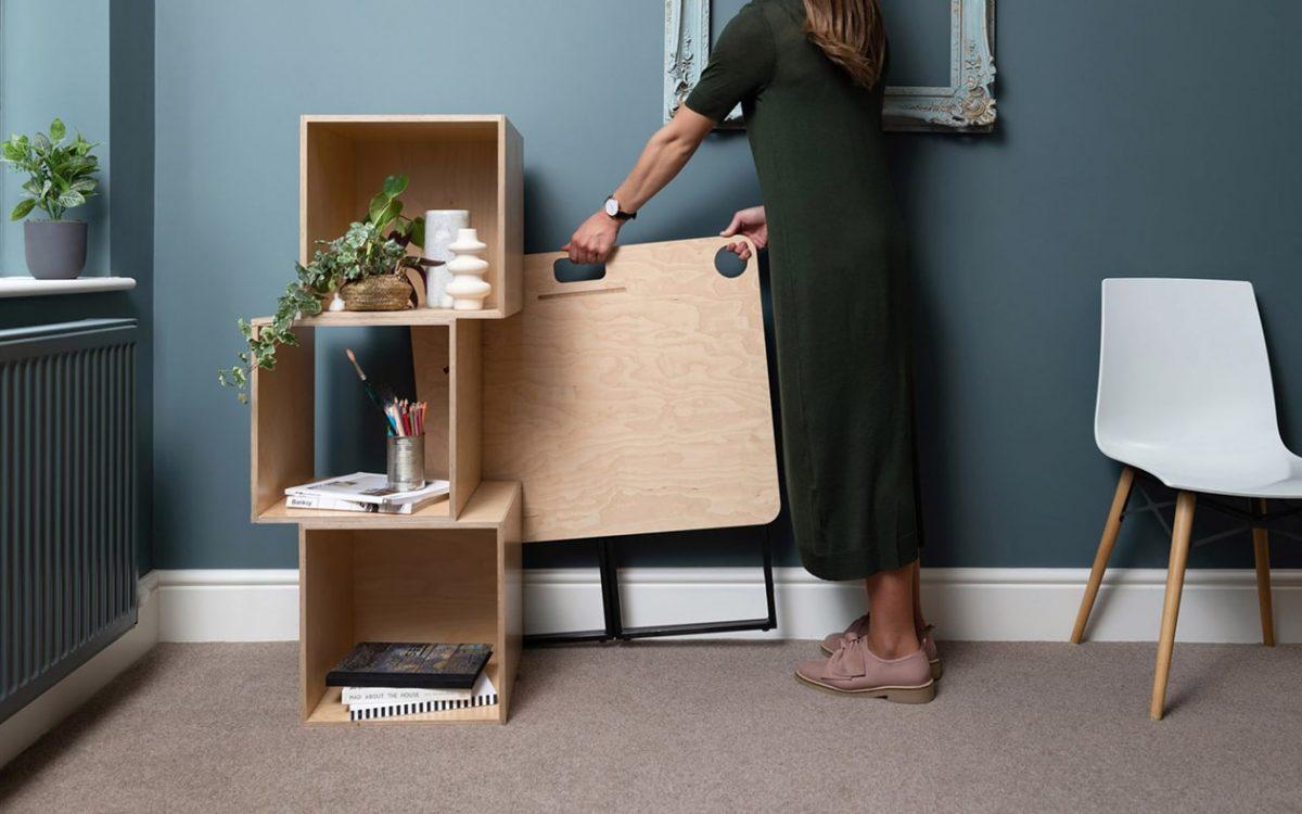 KIT: удобный стол для удаленной работы от компании Spacestor