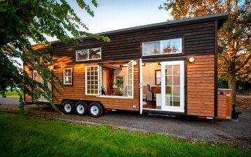 Дом на колесах Loft Edition: для тех, кто любит простор