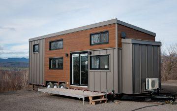 Charme V2: обновленный зимостойкий мини-дом на колесах для восьми человек