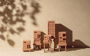 Space10: платформа для создания дома для пчел от IKEA