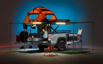 Кемпер Toyota Tacoma: универсальный мульти-инструмент для отдыха