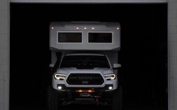 Новый моноблок Toyota Tacoma 4x4 RV: исследовательская мини-яхта на суше