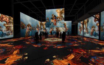 Центр цифрового искусства в Artplay открылся после реновации