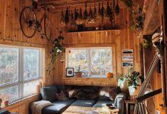 Кинематографист самостоятельно построил автономный домик за 50 тысяч долларов