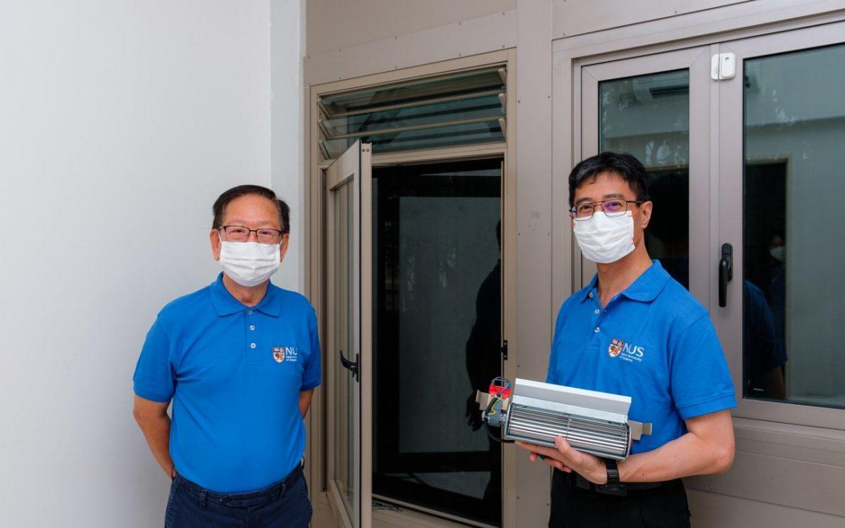 Акустическое окно увеличивает поток воздуха, но блокирует шум извне