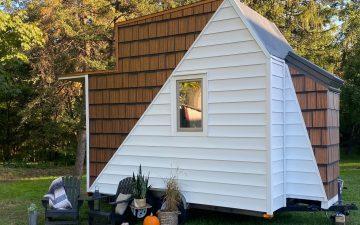 Компактный мини-дом Mountain: еще дешевле и мобильнее