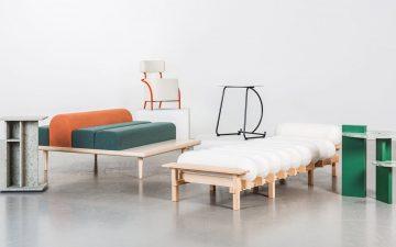 Студенты колледжа создали мебель для удаленной работы на дому