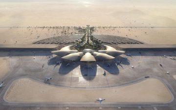 В Саудовской Аравии начато строительство международного аэропорта