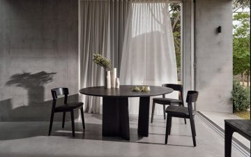 Уличная мебель от King: пять новых коллекций в разных стилях