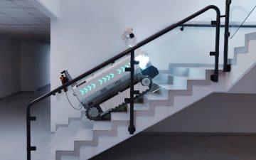 Baubot: модульный многоцелевой мобильный робот для автоматизации строительной отрасли