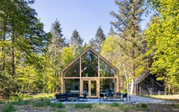 Woonpioneers построила еще один сборный домик из серии Indigo